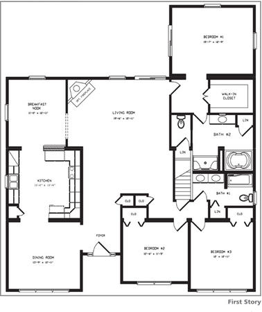 Schult Main Street 6028 376 furthermore Lancaster together with Fp Arlington 99703K likewise Madera as well Bateman. on colorado manufactured homes floor plans