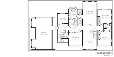 1 Story House Plans Over 3000 Sq Ft Get House Design Ideas