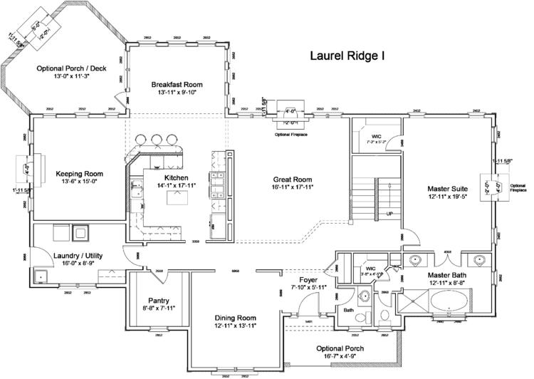 Laurel Ridge - Estate Homes - Custom Modular Direct