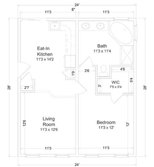 In Law Suite 2 Inlaw Suites Custom Modular Direct